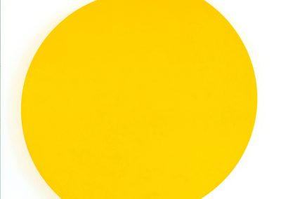 gelbes Objekt, 1993